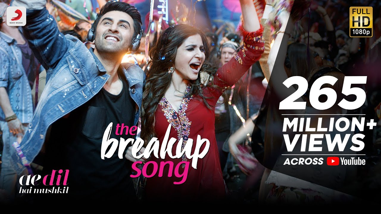 The Breakup song Hindi lyrics