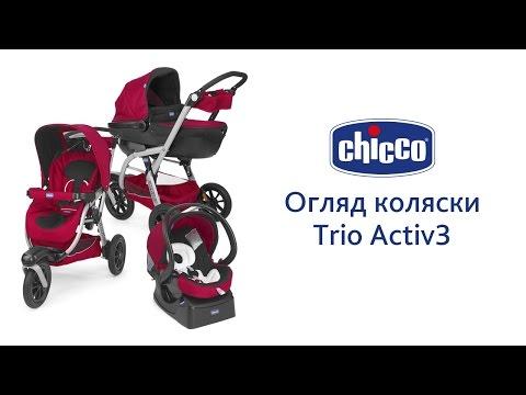 Коляска Trio Activ3