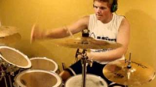 Down With Webster - Star Maps Drum Cover