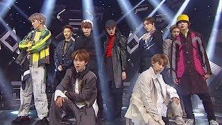 NCT 127(엔시티127) - Simon Says @인기가요 Inkigayo 20181202