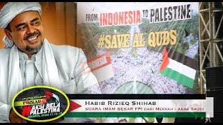 Habib Rizieq SHIHAB: Indonesia Tak Butuh Amerika, Tapi Amerika Butuh Kita