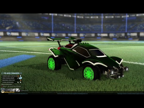 Rocket league - Full Set Roulette