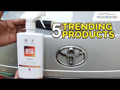 Trending Products at PakWheels Auto Store