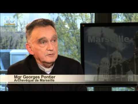 Mgr Georges Pontier - Diocèse de Marseille