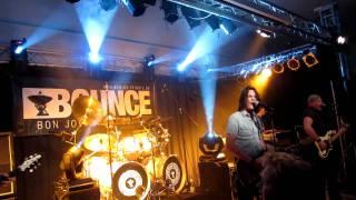 BOUNCE (Bon Jovi - Dirty Little Secret) 11.02.2012 Wuppertal Färberei