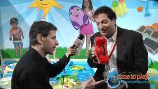 2012 Toy Fair Sneak Peek | Nickelodeon | Just Play | Melissa & Doug