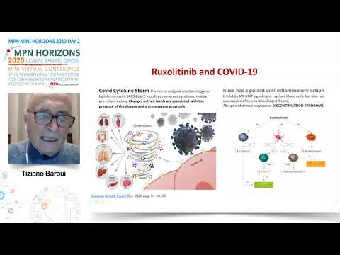 MPN and COVID 19- What have we learned so far- Prof. Tiziano Barbui, Bergamo, Italy