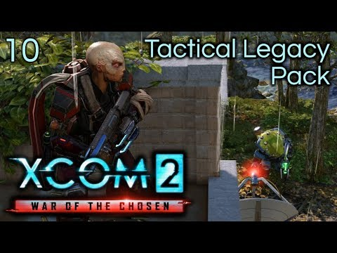 XCOM 2: WotC: Tactical Legacy Pack - Part 10: New Records [It Came From The Sea]