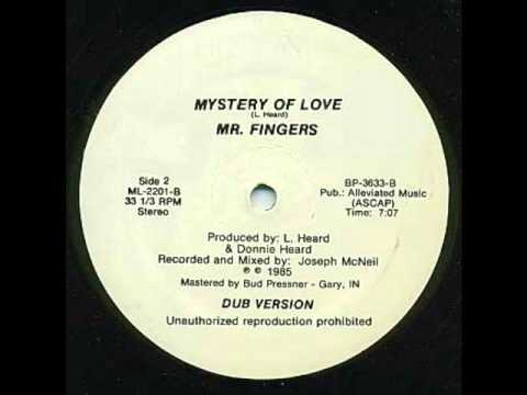 Mystery of Love (Song) by Mr. Fingers