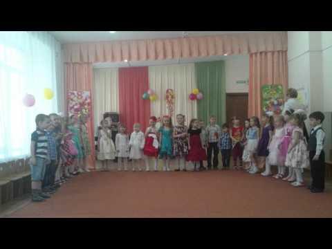 Песня о маме, утренник в детском саду 30, г.Уссурийск, 8 марта