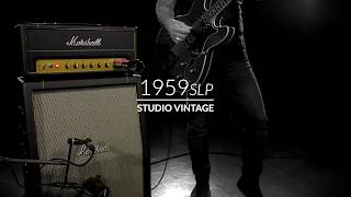 MARSHALL Studio Vintage SV20H - Video