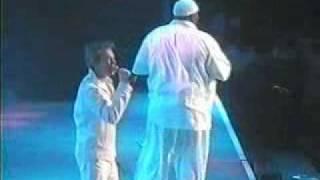 Clay Aiken & Ruben Studdard - The Girl Is Mine - Detroit, MI