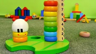Oyuncaklarla Eğitici Çizgi Film- Renkler ve sayıları öğreniyoruz.