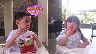 JANJI SUCI - Lucunyaa!! Rafatar Disuapin Gempi (7/7/18) Part 3