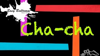 Смотреть онлайн Как делать повороты в танце Ча-Ча-Ча урок