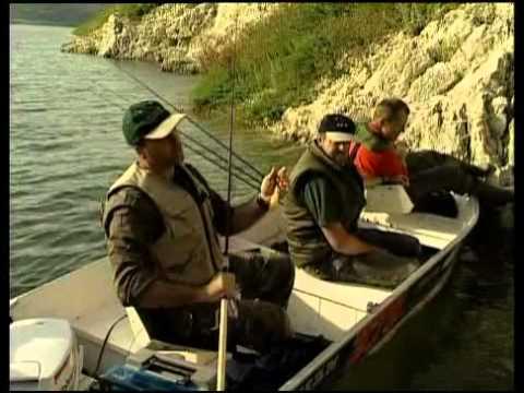 La pesca su Don intorno a un bagayevka