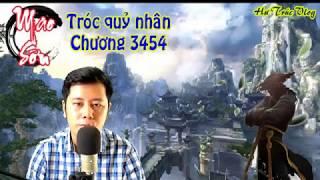 MAO SƠN TRÓC QUỶ NHÂN PHẦN 2 - CHƯƠNG 3454 - TUYÊN BỐ NHÂN THẦN QUAN P3 - HƯ TRÚC VLOG