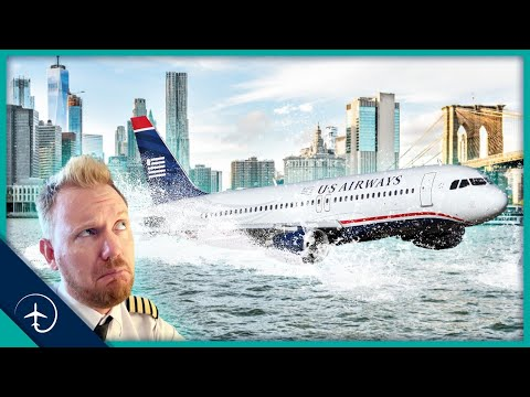 The Miracle on the Hudson, a NEW perspective! - Mentour Pilot