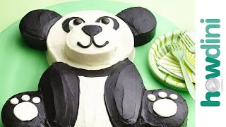 Birthday Cake Ideas: How To Make A Panda Bear Birthday Cake