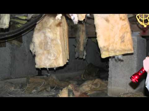 "In this video John explains the impact that a dirt-floored, vented crawl space has on overall home energy performance. Homeowners tend to think of their crawl space as a place where nobody ever goes, and assume that what is happening in there has little to no effect on the living areas of the house. Unfortunately, nothing could be further from the truth. In reality, crawl spaces greatly influence home performance, and when poorly maintained it will provide a lot of discomfort for the family living in the house. In fact, the issues in a crawl space have the potential to cause severe damage to the home and compromise its structural integrity. Moisture is one of the prime crawl space issues, which means getting moisture under control is paramount to the durability of any home. As we know, the air in a building always move upwards, which means crawl space moisture is constantly being carried to the above levels, along with mold spores, dust mite pellets and other allergens and pollutants. Energy penalties from vented crawl spaces are also significant. Vents allow cold outside air into the house during the winter, causing drafts and cold floor issues. In the summer, hot and humid air from the outside will be brought into the crawl space and home as a result. Typically, homeowners and contractors try to deal with the problem by installing fiberglass insulation batts on the crawl space ceiling, between the floor joists. Fiberglass bats are the worst possible choice for crawl space insulation. Fiberglass absorbs moisture, sags and ultimately falls off. According to recent building science developments, sealing -- not venting -- crawl spaces is the best practice when it comes to proper treatment of a crawl space. Dr. Energy Saver by Global Dwelling is Ulster County's exclusive provider of the CleanSpace® Crawl Space Encapsulation System, which is the first and to date the most advanced system of its kind in the world. We service Kingston to Saugerties and Hudson to Highland.The system includes drainage products to keep ground water from pooling into the crawl space; insulation options for the walls and the floors; a 20mil, multilayered crawl space vapor barrier with a built-in antimicrobial layer to completely isolate the crawl space from ground water and outside air; and crawl space covers for an air tight seal. To deal with airborne humidity and condensation, the powerful SaniDry dehumidifier is installed. This system automatically monitors and controls humidity levels and filters the air at the same time. It self-empties into a drainage system, so there is never the need to empty a water tray. ""As home performance contractors we want to take the same approach in the crawl space that we do in the rest of the house, so that when we are all done, we know that we made sure that the house is functioning properly and is healthy and safe for all its occupants,"" says John."
