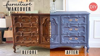 Thrifted Furniture Makeover DIY | Their Trash Someone Elses Treasure! | Ashleigh Lauren