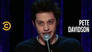 """Pete Davidson: """"You Ever Get So High, You, Like, Watch the Credits?"""""""