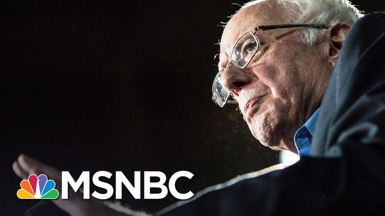Bernie Sanders: Donald Trump Setting 'Dangerous Precedent'   All In   MSNBC thumbnail