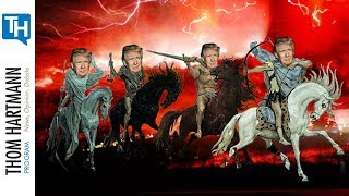 How Trump Could Bring About The Apocalypse! (w/Guest John Nichols)