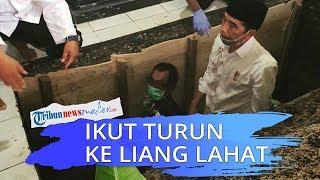 Jokowi Ikut Turun ke Liang Lahat, Mengantar Kepulangan Ibunda