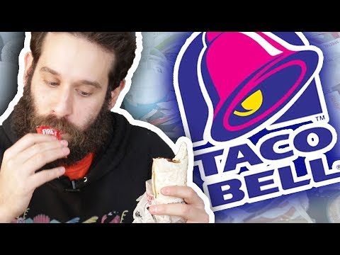 High People Eat Everything At Taco Bell