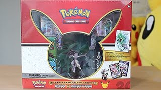 Opening A Pokemon Super Premium Collection: Mew and Mewtwo