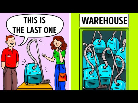 How Stores Manipulate You into Buying More