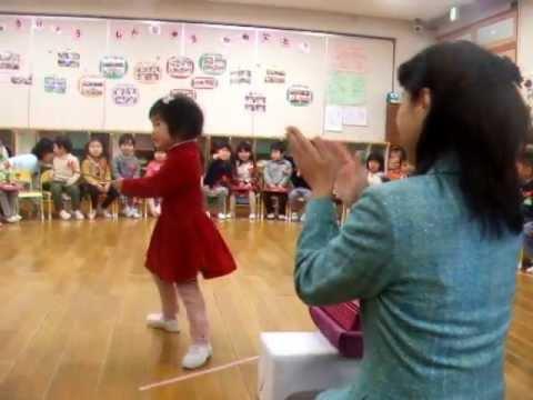 西須磨幼稚園 修了式
