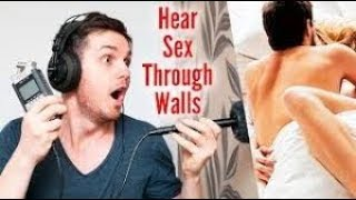 how to hear through walls with android