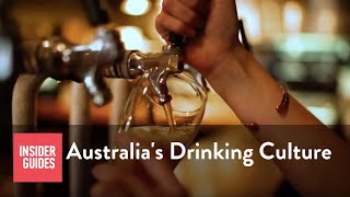 What's With The Drinking Culture In Australia?