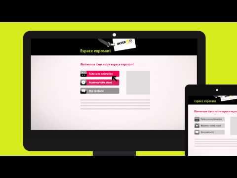 Intermat 2015 : Et si...s'inscrire en ligne était simple