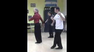 Tango Argentino - Técnica de Hombre - Technics for men