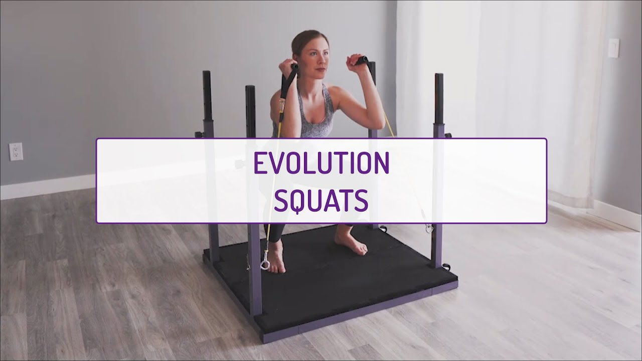 Evolution Squats