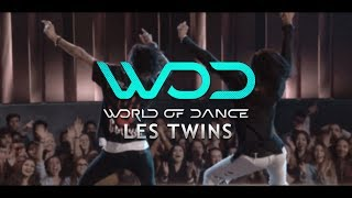 Gambar cover 6LACK - Free (Les Twins World of Dance Qualifiers 2017 Edit)
