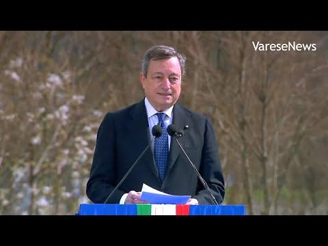 """Coronavirus, il giorno del ricordo delle vittime. Draghi: """"Ricostruire senza dimenticare"""""""