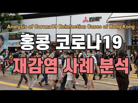 [ENG/ESP][COVID-19] 홍콩, 코로나19 재감염 사례 분석 New Analysis of Coronavirus Reinfection Cases in Hong Kong