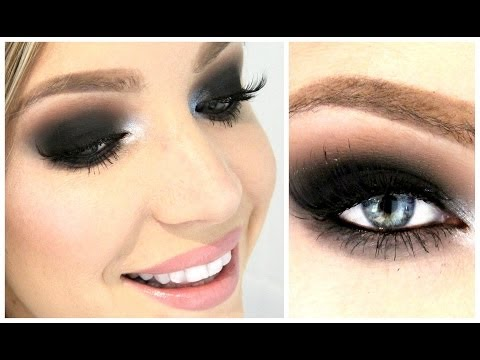 Brown Smoky Eyes (Perfect for Hooded Eyes) - TUTORIAL ! | Stephanie Lange