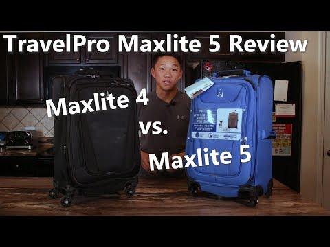 [REVIEW] Travel Maxlite 5 vs  Maxlite 4 In-Depth Review and Analysis