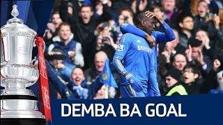 Ba Goal Chelsea Vs Manchester United 10 FA Cup Sixth Round  FATV