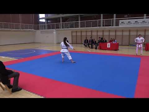Campeonato Navarro Cadete y Junio de Kata 6