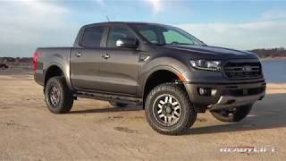 ReadyLIFT: Leveling and SST Lift Kits for 2019 Ford Ranger