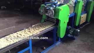 Mesin Pembuatan Mie 5 Susun Double Roll