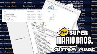 new super mario bros ds hack rom download - मुफ्त