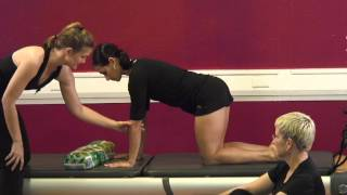 Wrist and Hand by Upside-Down Pilates