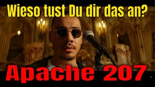 apache warum tust du dir das an lyrics